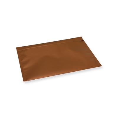 Silkbag A5 / C5 matt braun