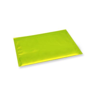 Silkbag A5 / C5 matt limonengrün