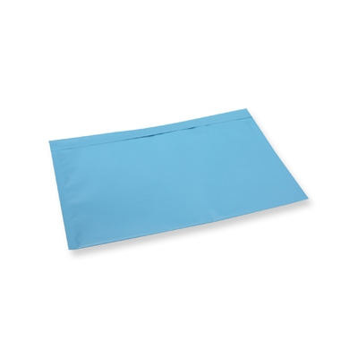 Silkbag A5 / C5 matt hellblau