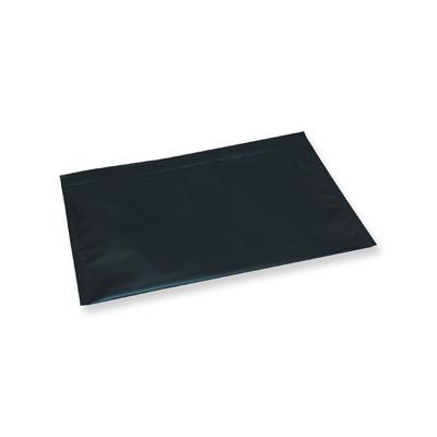 Silkbag A5 / C5 matt petrol blau