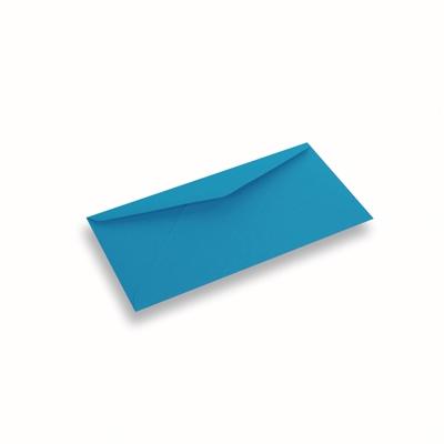 Papieren envelop 110x220 Koningsblauw