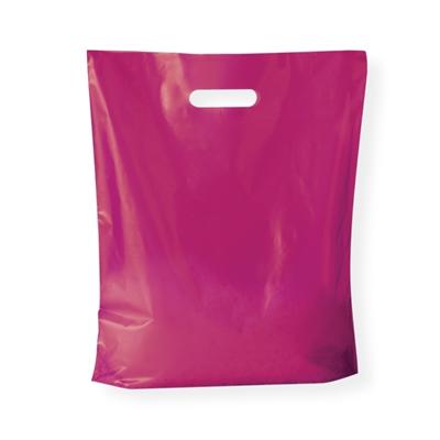 sac plastique rose 380 x 440. Black Bedroom Furniture Sets. Home Design Ideas