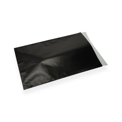 Gifty glanzend zwart 70 x 130