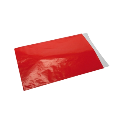 Gifty glanzend rood 70 x 130