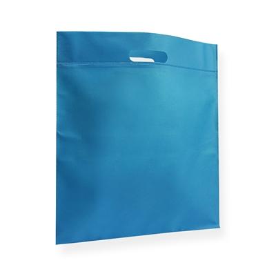 Non-Woven Tasche 40x45cm blau