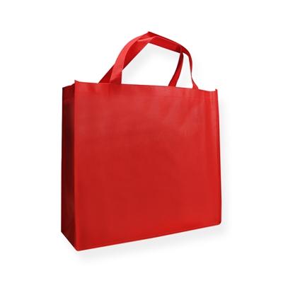 Non-Woven Tasche 40x12x35cm rot