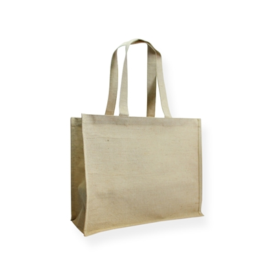 Jute Shoppingbags Medium 40+15x33 cm