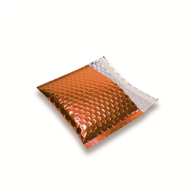 SnazzyBubbel CD oranje ondoorzichtig