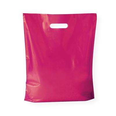 Sac Plastique rose 350 x 440