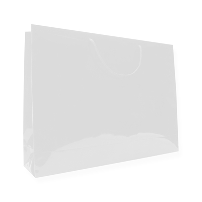 Sac Pelliculé Brillant 600 x 140 x 455 blanc