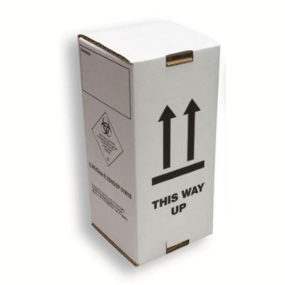 Doos UN2814 voor groene DG container 800ml