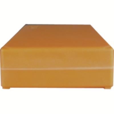 Storage box voor 50 slides , oranje, k50o