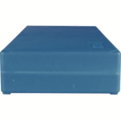 Storage box voor 50 slides, blauw, k50b
