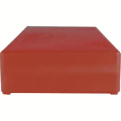 Storage box voor 50 slides , rood, k50r
