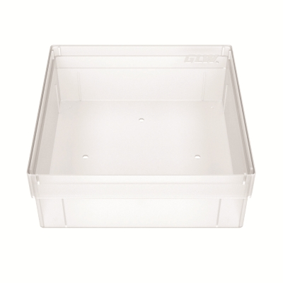 Storage box, zonder verdeling, naturel, b60