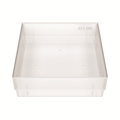 Storage box, zonder verdeling, naturel, b40