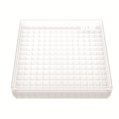 storage box  voor 196 vaatjes, naturel, b30