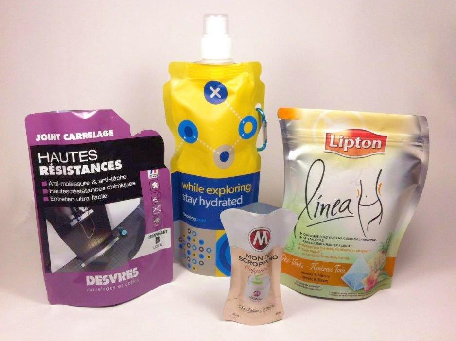 Verpakkingsmateriaal foodsector