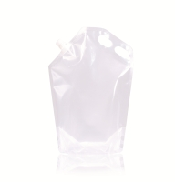 Spoutbag ø10 mm 220 mm x 310 mm Translucent