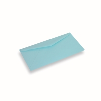 Coloured Paper Envelope Dinlong Blue