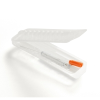 Transport Blister Swab 1 Position Transparent