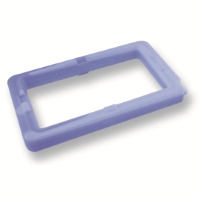 Tempshell +39.2 °F Frame 1 Pair Blue