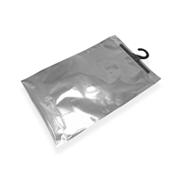 HookBag 210 mm x 285 mm Transparent
