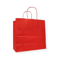 Awesome Bags 250 mm x 240 mm Rood