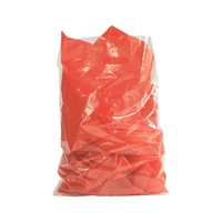 Baggie 450 mm x 510 mm Transparant