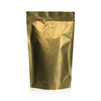 Lamizip Colour Stazakken 185 mm x 295 mm Goud