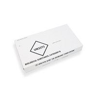 MiniMailBox 129 mm x 240 mm White