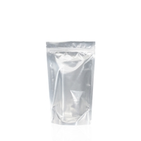 Lamizip Duo Stand Up Pouches 120 mm x 210 mm Transparent