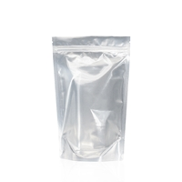 Lamizip Duo Stand Up Pouches 160 mm x 265 mm Transparent