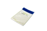 Safetybag Recycled met documentenvak 175 mm x 285 mm Transparant