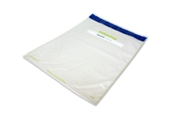 Safetybag Recycled 385 mm x 580 mm Transparent