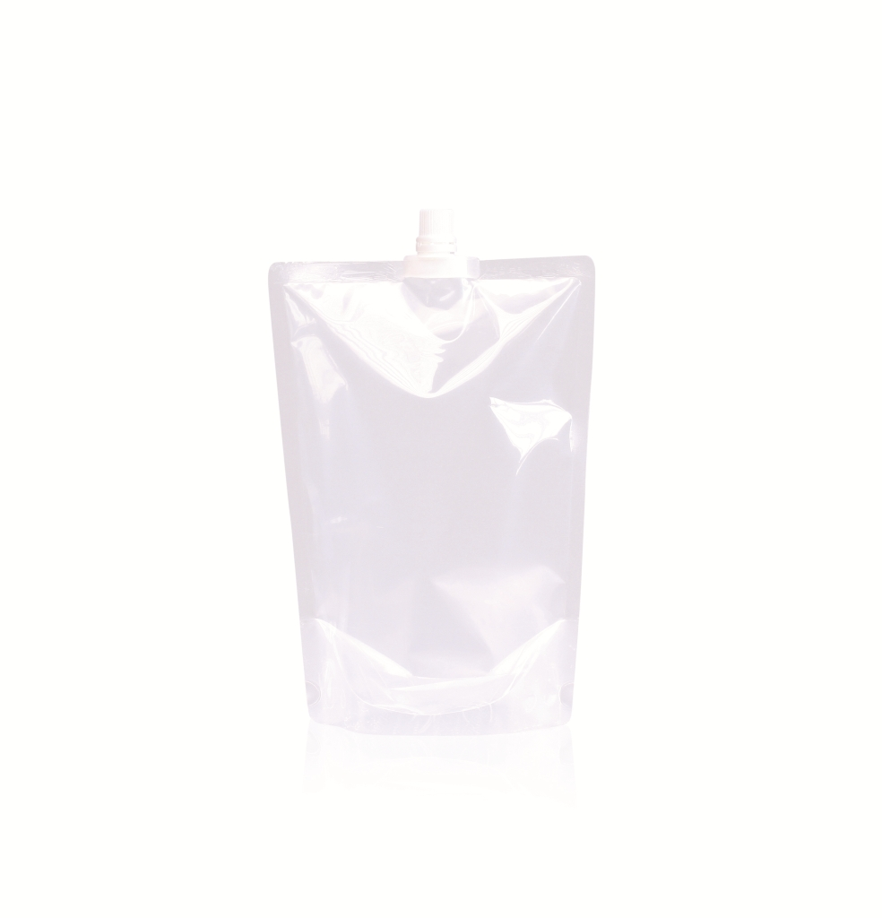 Spoutbag ø10mm (1000ml) 165 mm x 230 mm Transparent