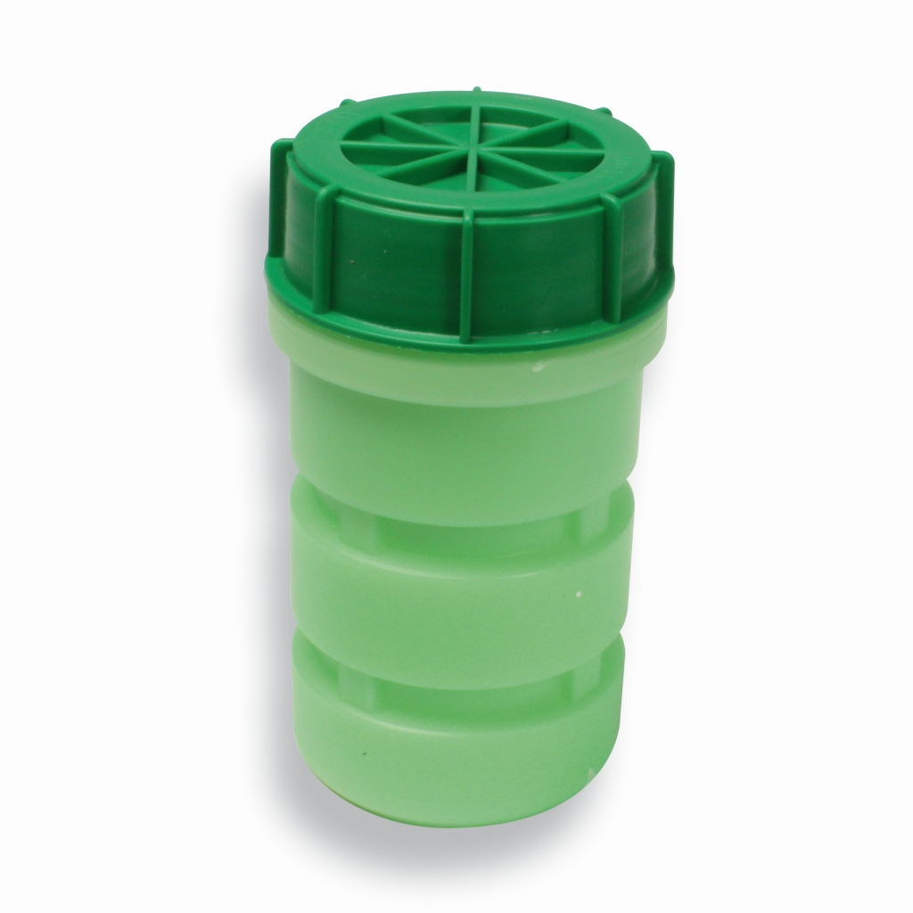 Green DG Container (500ml) 64 mm x 155 mm Green