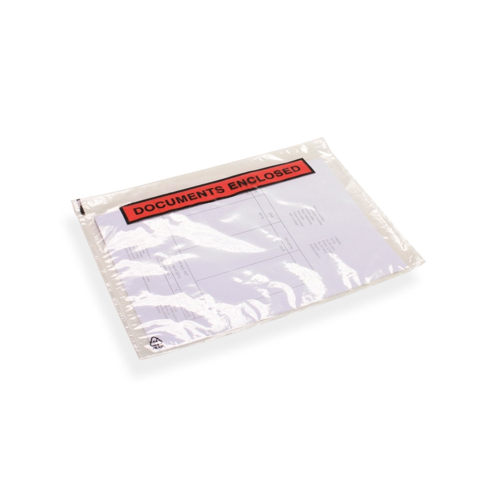 Docubag A5/C5 Transparent