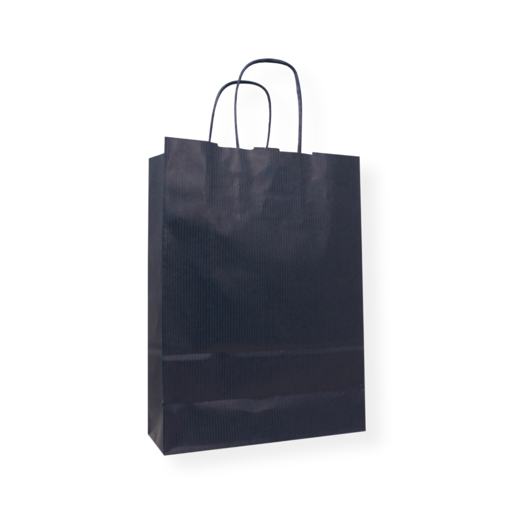 Paper Carrier bag 540 mm x 500 mm Blue