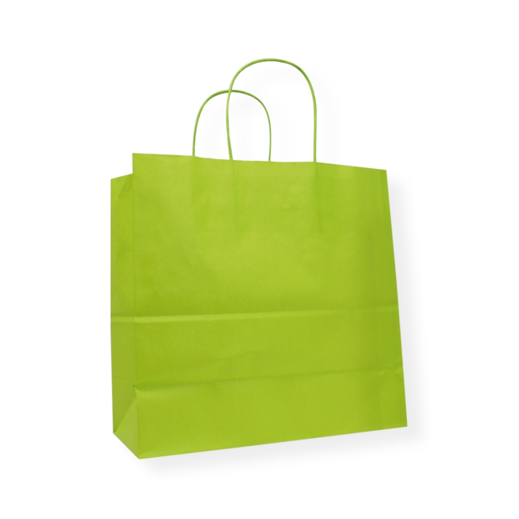 Awesome Bags 250 mm x 240 mm Groen