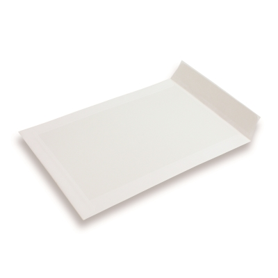 Boardbacked Envelope 260 mm x 370 mm Hvid
