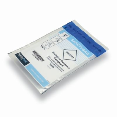 Safetybag 385 mm x 590 mm Transparent