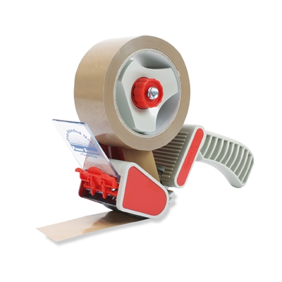 Tape Dispenser Rood