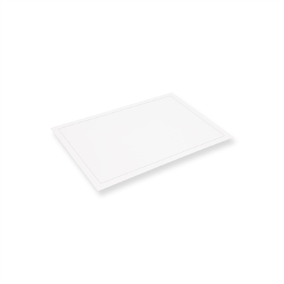 Rouwenvelop 156 mm x 220 mm Wit