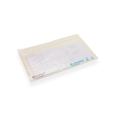 Pochettes Porte-Documents Din-Long Semi-transparent