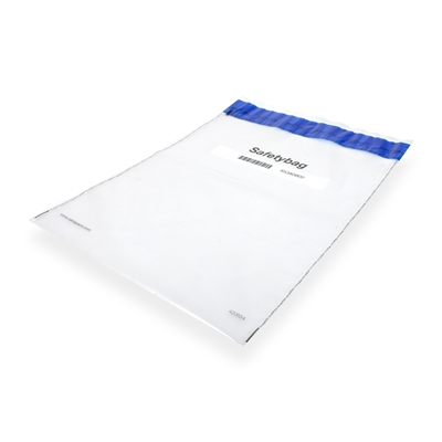 Safetybag Pharma 11.61 inch x 16.54 inch Transparent